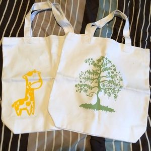 Handbags - Screen printed tote bags (2)